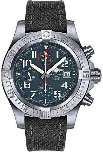 Breitling Avenger Bandit E1338310/M536-109W - Reloj de Pulsera para Hombre (Titanio)