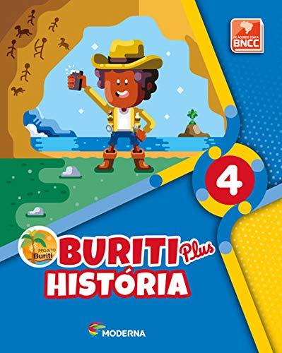 Buriti Plus. História - 4º Ano