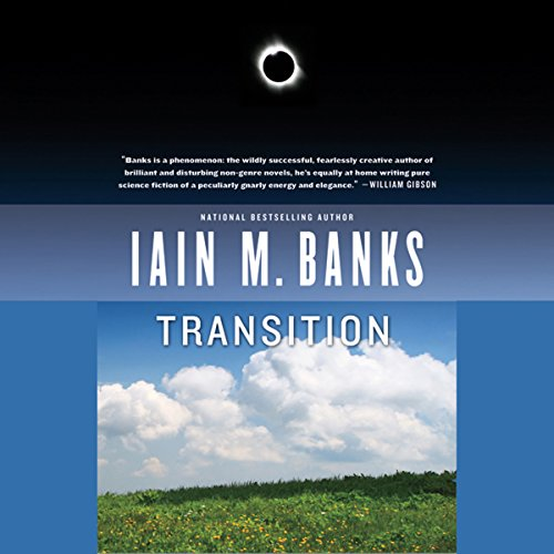 Transition audiobook cover art
