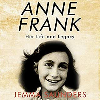 Anne Frank cover art