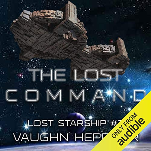 The Lost Command cover art