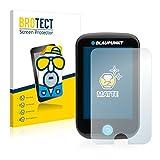BROTECT 2X Entspiegelungs-Schutzfolie kompatibel mit Blaupunkt BikePilot Bildschirmschutz-Folie Matt, Anti-Reflex, Anti-Fingerprint