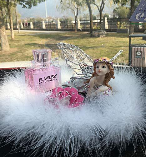 Noir Blanc Rose Feather Boa Party Garland Déguisement Burlesque 1920 Clapet