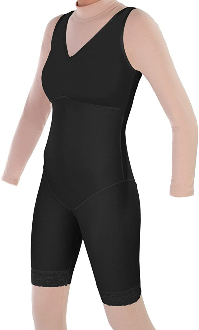 Year-end annual account ContourMD Post Surgery - Max 61% OFF Mid Thigh S Body Zippers Shapewear No