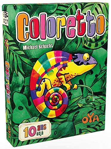 Coloretto 10 ans