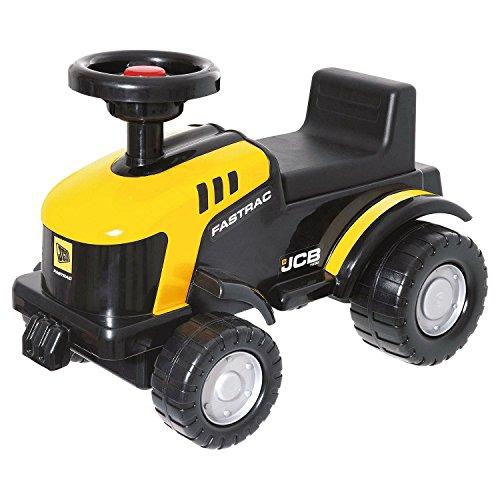 JCB - Tractor de Juguete, 50 x 31 x 31 cm (Hti 1434694)
