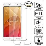 [2 Pack] Guran® Pellicola Protettiva ultra Resistente in Vetro Temperato per Asus Zenfone 4 Selfie Pro ZD552KL Smartphone Ultra Sottile Screen Protector Film