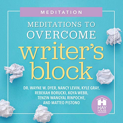 Meditations to Overcome Writer's Block cover art