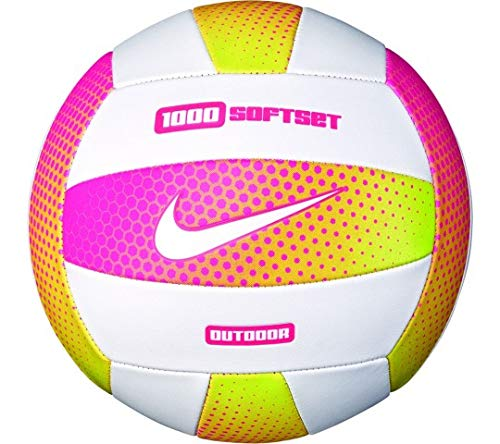 Nike 1000 Softset Outdoor Volleyball 18P 5 hyper pink/white/hyper pink/white