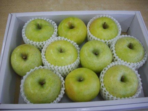 甘いりんご王林10個入り