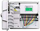 HUNTER PHC1201 Controller, 12 Ordenador de riego, Blanco, PHC-12 Stationen