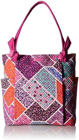 Vera Bradley Women s Signature Cotton Hadley Tote Bag Modern Medley product image