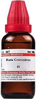 Willmar Schwabe Homeopathic Ruta Graveolens Mother Tincture Q (30 ML) by USAMALL