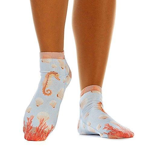 Wigglesteps Damen Sneaker - 097 Coral (1006-01025-720)