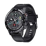 ZGZYL L16 Watch Smart Watch IP68 Monitoreo Impermeable Y Ritmo Cardíaco Medición De La Presión Arterial Hombre Smartwatch De 1.3 Pulgadas Pantalla HD Fitness Sports Watch Vs L13 L19,C