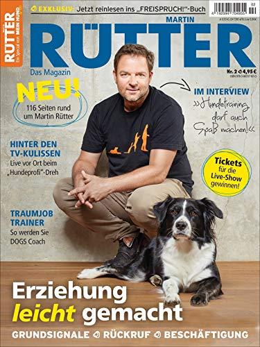 """""""Martin Rütter - Das Magazin"""""""