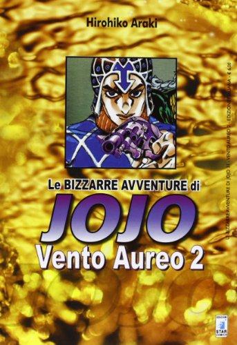 Vento aureo. Le bizzarre avventure di Jojo (Vol. 2)