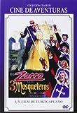 El Zorro Y Los Tres Mosqueteros [DVD]