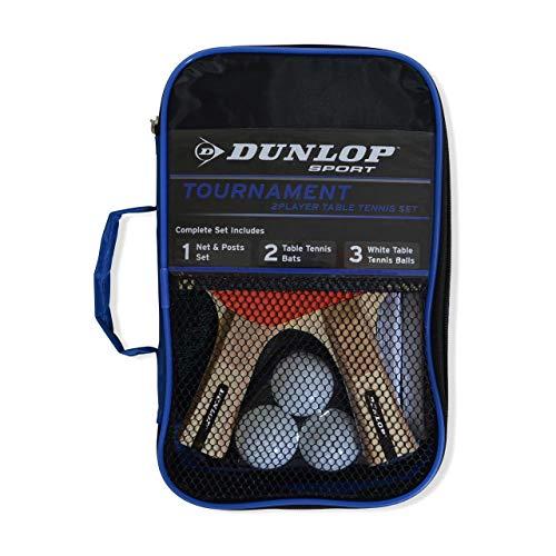Dunlop G-Force 2Conjunto de tenis de mesa y reproductor