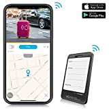 Luggage Tracker Device, Bluetooth Tracker Tag - Anti-Lost Finder with App...
