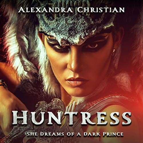 Huntress: A Paranormal Romance cover art