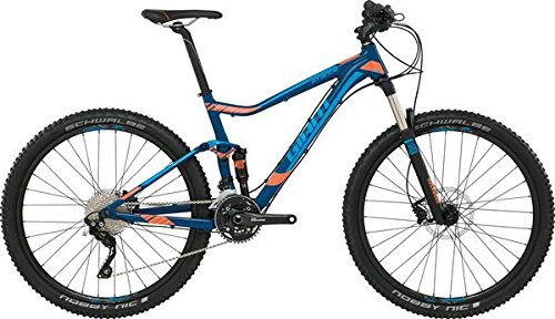 Giant Stance LTD 27, 5 Zoll Mountainbike Blau/Orange (2016), 40