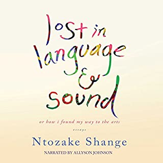 Lost in Language and Sound audiobook cover art