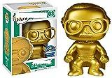 Mdcgok TYRIXEN Funko Pop! Stan Lee The Avengers Figura de Vinilo 10cm Figuras de acción Estatuas de Anime Juguete Coleccionable-Segundo