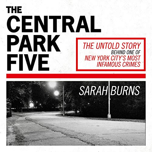 The Central Park Five cover art