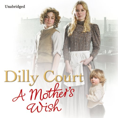 A Mother's Wish audiobook cover art