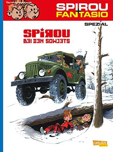 Spirou und Fantasio Spezial 30: Spirou bei den Sowjets (30)