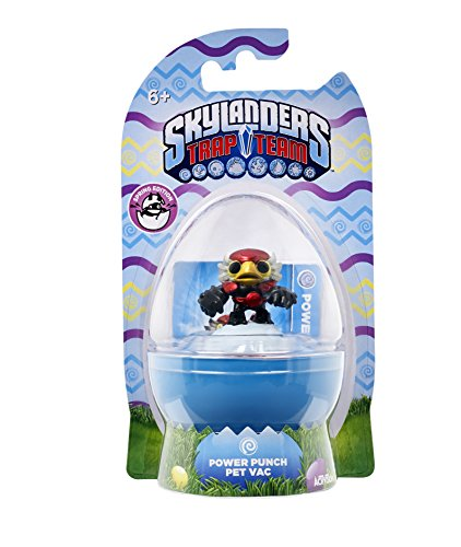 Skylanders Trap Team - Power Punch Pet Vac