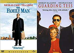 The Comedic Genius Of Nicolas Cage - The Family Man & Guarding Tess 2-DVD Collection You're Welcome World!
