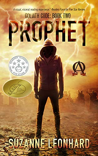 Prophet: A Post-Apocalyptic Thriller (Goliath Code Book 2) by [Suzanne Leonhard]