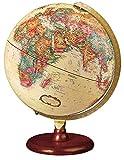 Replogle Piedmont 12' Antique Ocean Color World Globe Made in USA