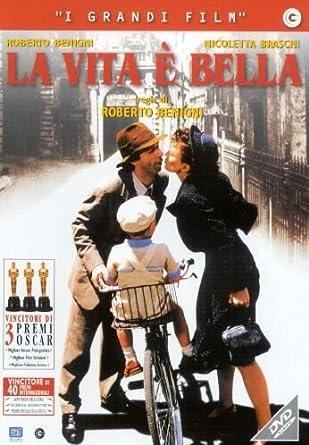 La Vita è Bella It Import Amazon De Roberto Benigni Nicoletta Braschi Giustino Durano Roberto Benigni Roberto Benigni Nicoletta Braschi Dvd Blu Ray