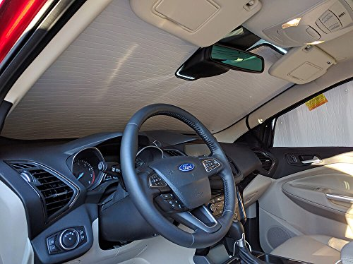 HeatShield, The Original Windshield Sun Shade, Custom-Fit for Ford Escape SUV...