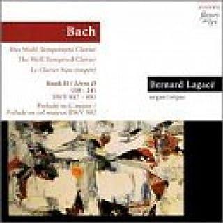 Bernard Lagace D.Wohltemperierte Klavier 2/3 Other Solo Instrum.