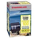 MarineLand The Best Penguin Power Aquarium Filter, 10 to 20-Gallon, 100 GPH, Fish Tank