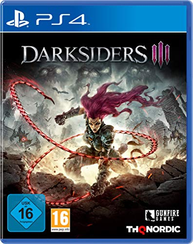 Darksiders III [PlayStation 4]