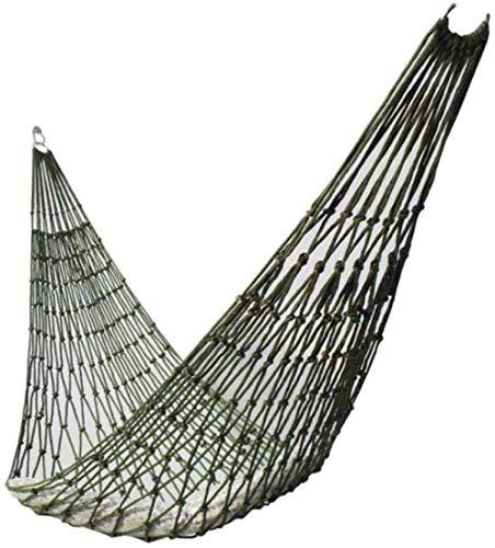 Corde en nylon extérieur maille hamac intérieur poche filet Zixin