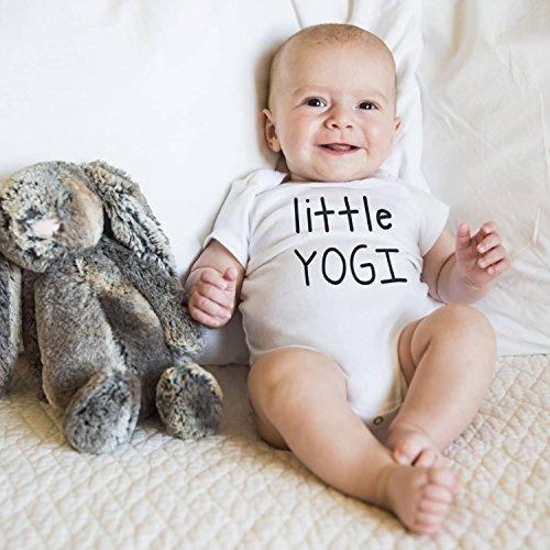 Little Yogi Onesie