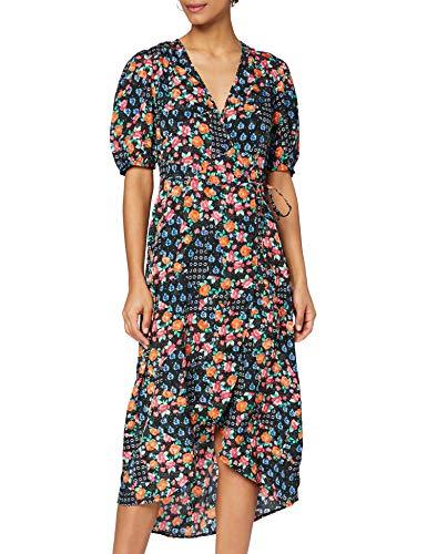 Marchio Amazon - find. - Mdr 41260, vestiti donna casual Donna, Nero (Black), 40, Label: XS