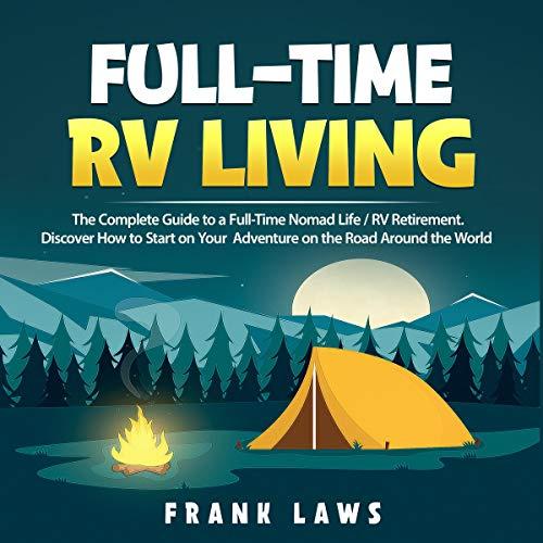 Full-Time RV Living cover art
