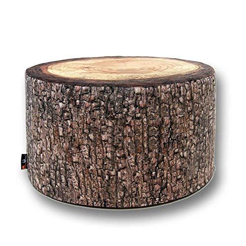MeroWings Baumstumpf Hocker Forest
