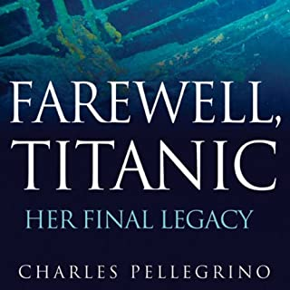 Farewell, Titanic audiobook cover art