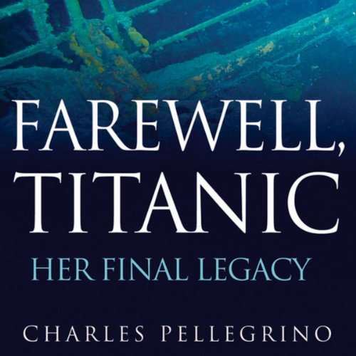 Farewell, Titanic cover art