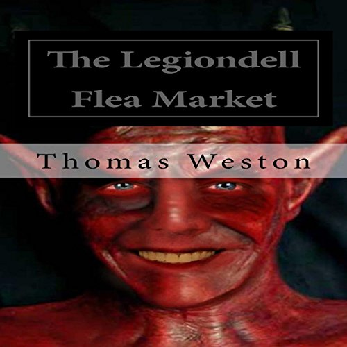 The Legiondell Flea Market audiobook cover art