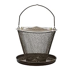 Bird feeder bronze 8th anniversary gift ideas for him