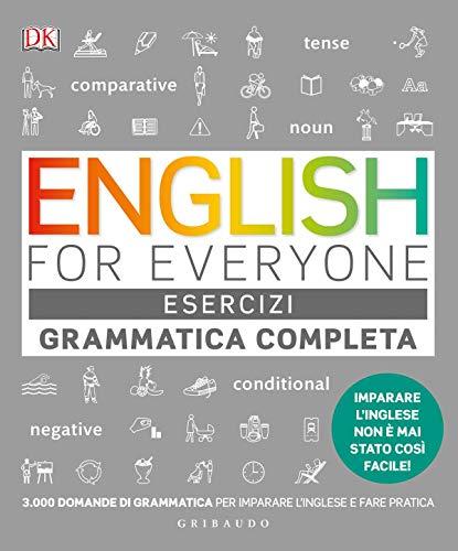 English for everyone - Esercizi - Grammatica completa